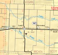 Wichita County Kansas Bicycle Guide