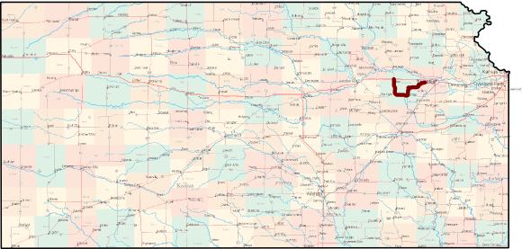 Native Stone Scenic Byway Bicycle Route Map