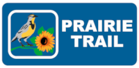 Prairie Trail Scenic Byway Sign