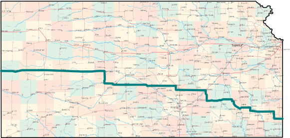 Kansas TransAmerica Bicycle Trail
