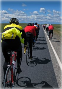 Kansas Bicycle Rides & Events