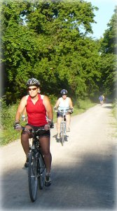 Kansas Bicycle Trails