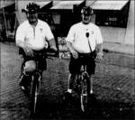 Fort Scott Bicycle Patrol
