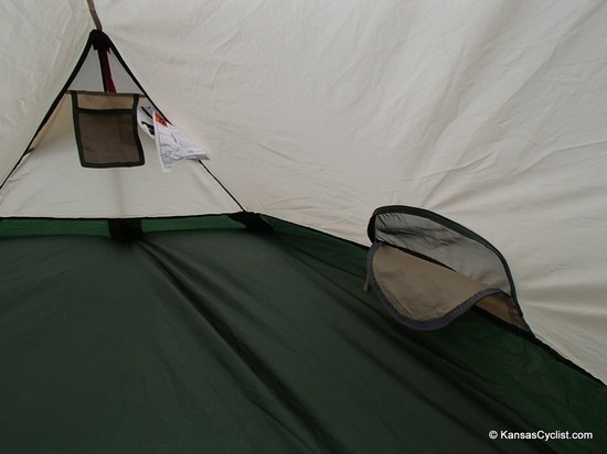 Magellan Scout Technical Tent - Interior