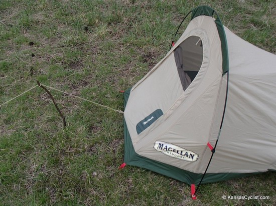 Magellan Scout Technical Tent - Creating Headspace