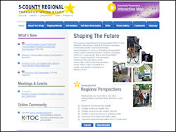 5-County Regional Transportation Planning Study
