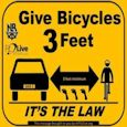 Arkansas 3-Foot Passing Law Educational Campaign