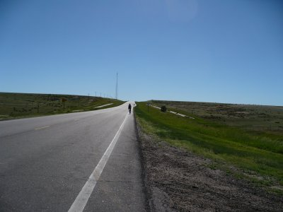Riding to the Colorado Border