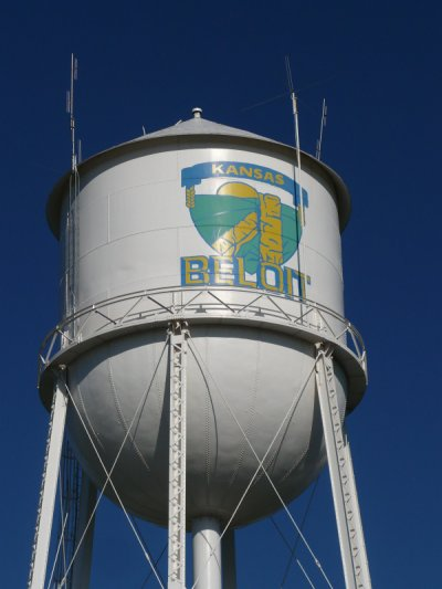Beloit, Kansas Water Tower