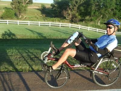 Randy Riding