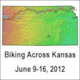 Biking Across Kansas 2012 Route Announced