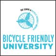 K-State is Kansas' First Bicycle Friendly University