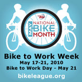National Bike Month 2009