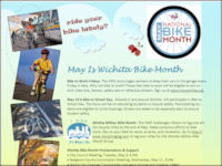 Wichita Bike Month