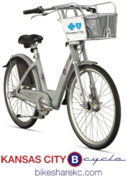 Bikes Kc Mo A new bicycle sharing service