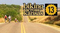 Biking Across Kansas 2013