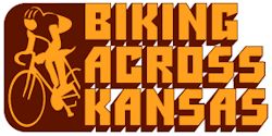 Biking Across Kansas Logo