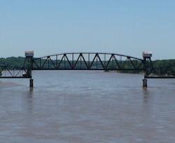 Boonville Katy Trail Bridge
