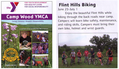Flint Hills Bike Camp