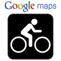 Google Maps Bicycle Routing