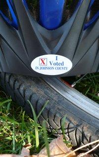 Ride to Vote, Vote to Ride