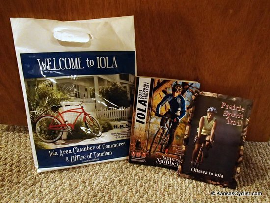Iola Welcome Kit