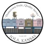 Iola City Logo