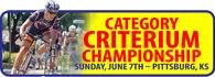 Category Criterium Championship