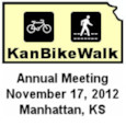 KanBikeWalk Annual Meeting 2012
