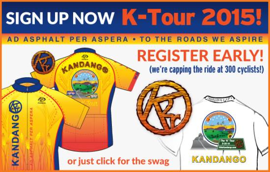 Kandango 2015 Signup
