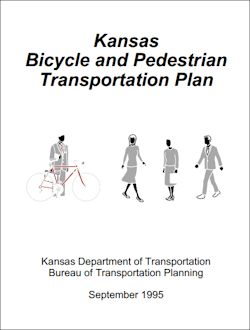 Kansas Bicycle Pedestrian Plan 1995
