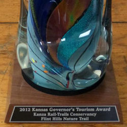 Kansas Governor's Tourism Award
