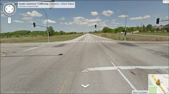 Lawrence 27th & K-10 Bypass