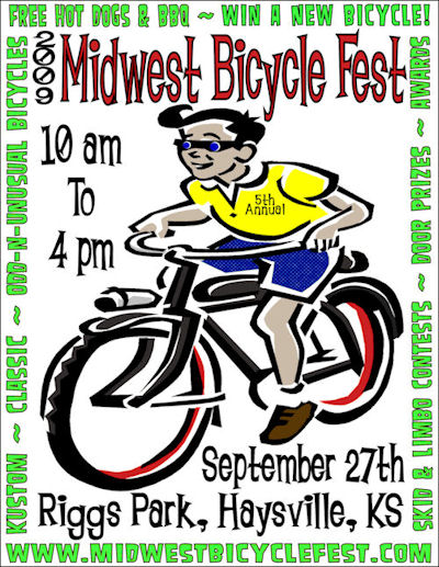 Midwest Bicycle Fest 2009