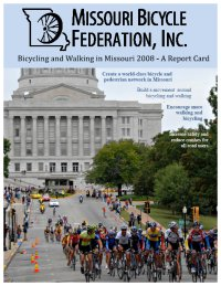 Missouri Bicycling Report Card 2008
