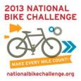 2013 National Bike Challenge: July Results