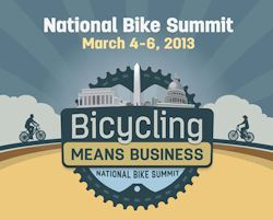 National Bike Summit 2013