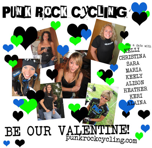 Win a Date with Punk Rock Cycling