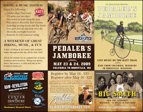 Pedaler's Jamboree