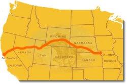 Pony Express Trail