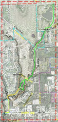 Proposed Baldwin City Trail