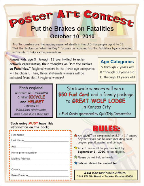 Put The Brakes On Fatalities 2010