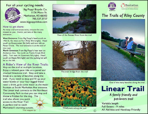 Manhattan Linear Trail Brochure