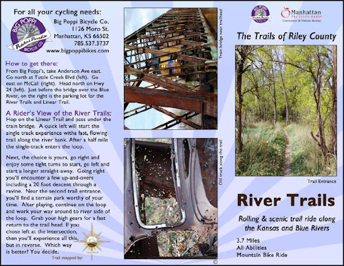 Manhattan River Trails Brochure