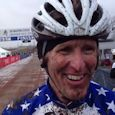 Steve Tilford is the 2013 Masters Cyclo-Cross World Champion