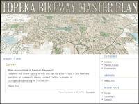 Topeka Bikeway Master Plan
