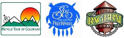 Bicycle Tour Logos