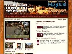 Tour of Missouri Fan Zone