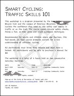 Traffic Skills 101 Workshop in Topeka