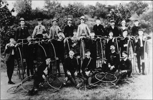 Vintage Kansas Cyclists: Wichita Bicycle Club